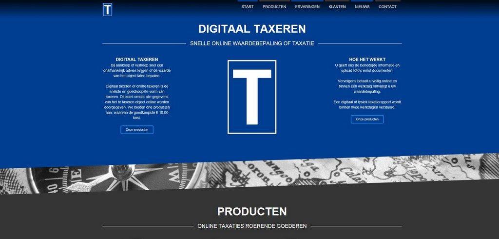 Digitaal Taxeren