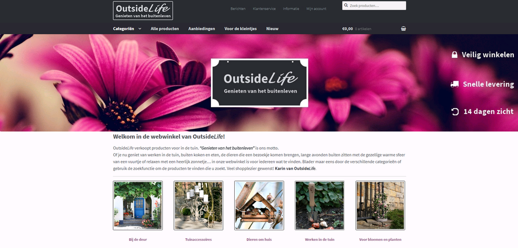Outside<em>Life</em>