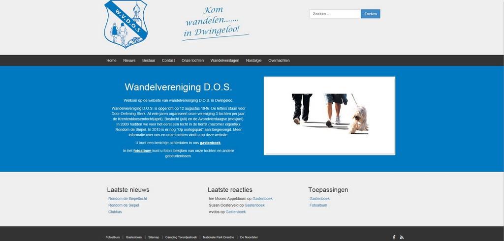 Wandelvereniging DOS Dwingeloo
