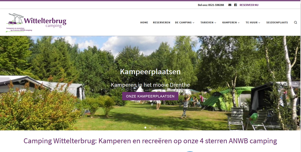 Camping Wittelterbrug