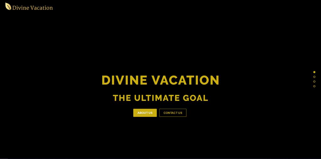 Divine Vacation