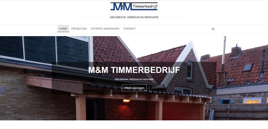 M&M Timmerbedrijf