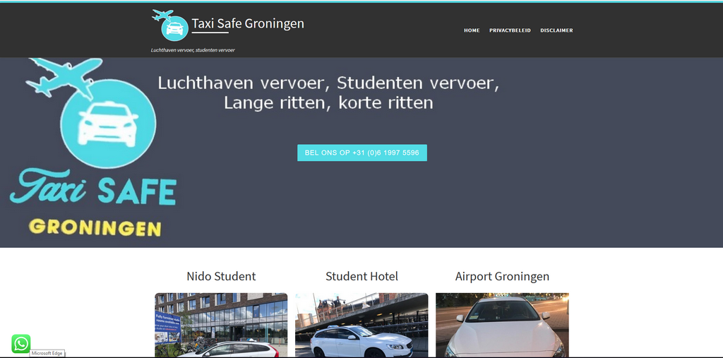 Taxi Safe Groningen